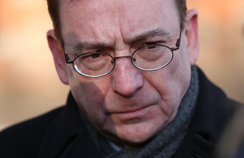 Mariusz Kamiński /Reporter