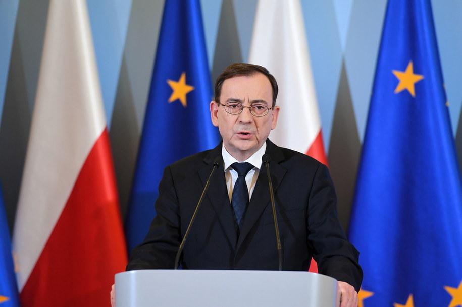 Mariusz Kamiński /Piotr Nowak /PAP