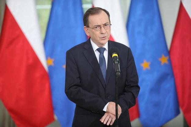 Mariusz Kamiński /Wojciech Olkuśnik /PAP