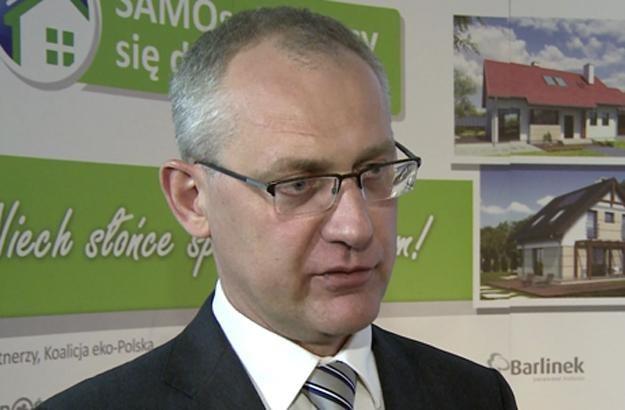 Mariusz Klimczak, prezes BOŚ /Newseria Biznes