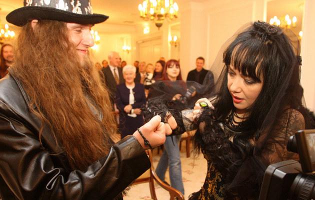 Mariusz Kumala, Anja Orthodox /fot.Wojciech Traczyk