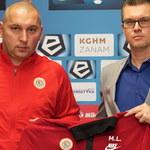 Mariusz Lewandowski nowym trenerem Zagłębia Lubin