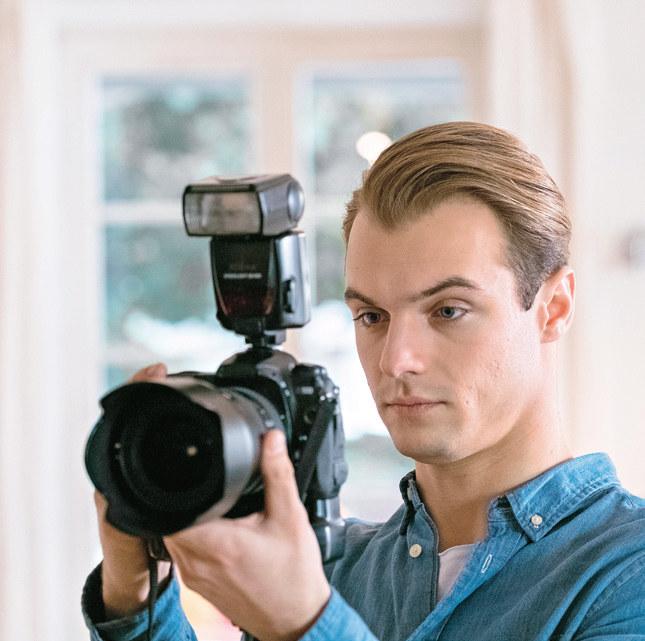 Mariusz (Mateusz Rzeźniczak) to były partner sympatycznej niani /Polsat/Akson Studio /Tele Tydzień
