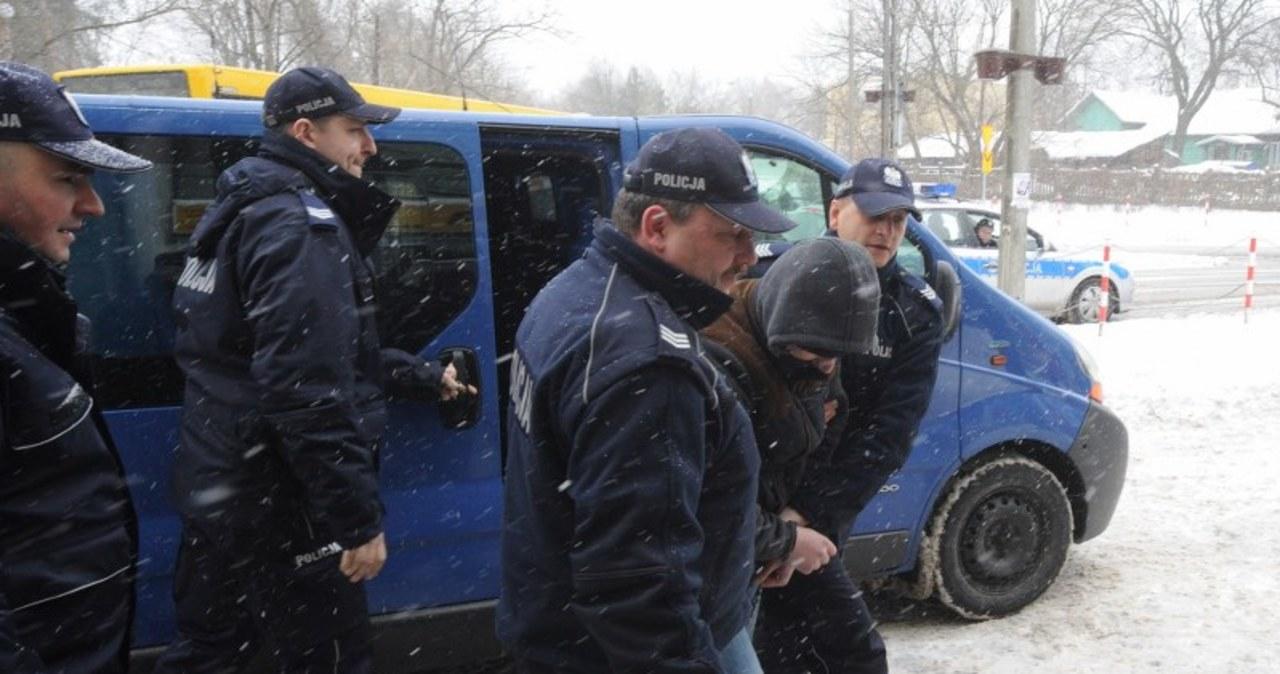 Mariusz N. już w prokuraturze