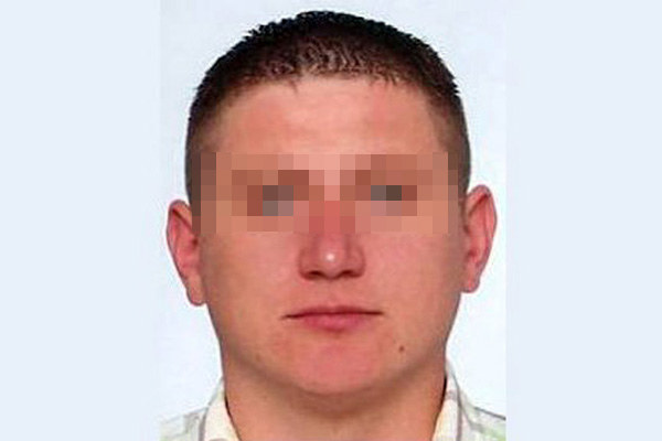 Mariusz N., źródło: policja.pl /