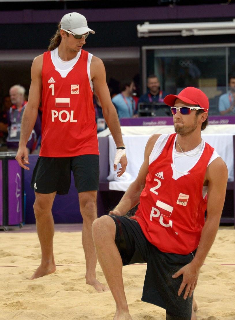 Mariusz Prudel i Grzegorz Fijałek /AFP