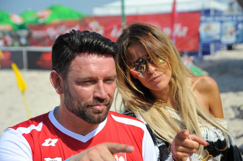 Mariusz Raduszewski i Natalia Siwiec są parą od lat /Hubert Bierndgarski /Reporter