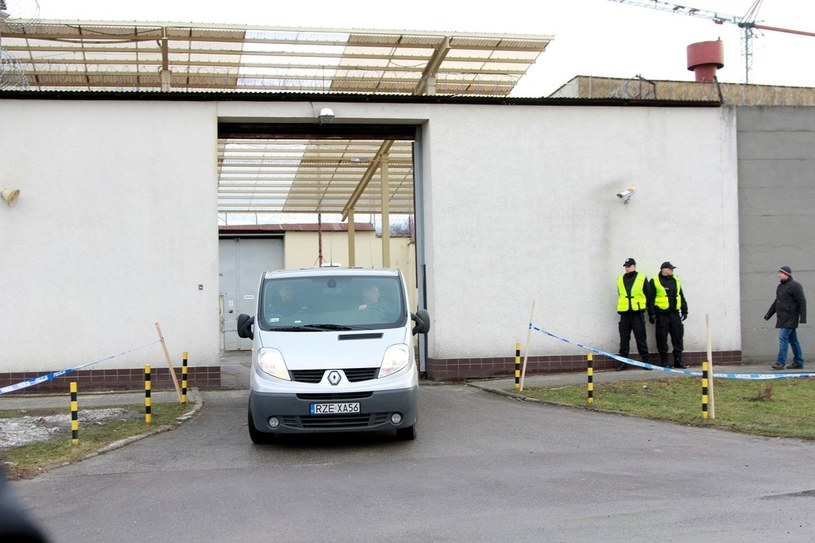 Mariusz T. odbywał karę w zakladzie karnym w Rzeszowie /Paweł Bialic /Reporter