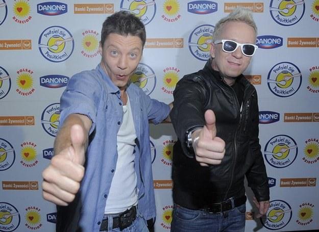 Mariusz Totoszko i Tomek Lubert (Volver) odnieśli kolejny sukces /AKPA