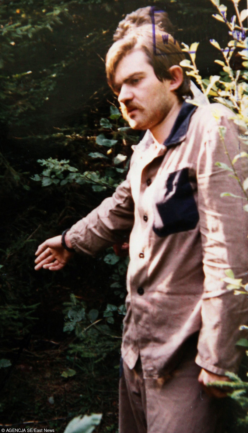 Mariusz Trynkiewicz przed laty /- /East News