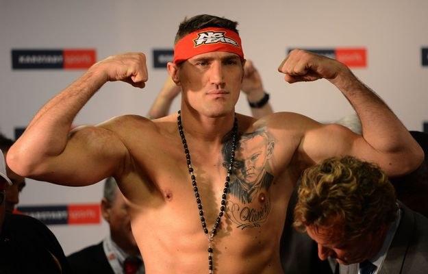 Mariusz Wach chce pokazać dobry boks /AFP