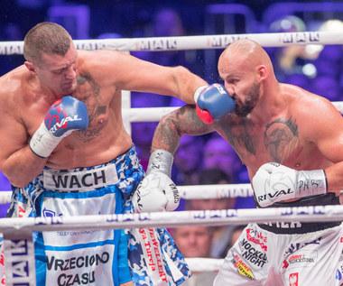 Mariusz Wach: Kocham się bić, ale nie potrafię boksować. Urodziłem się przeciętnym sportowcem