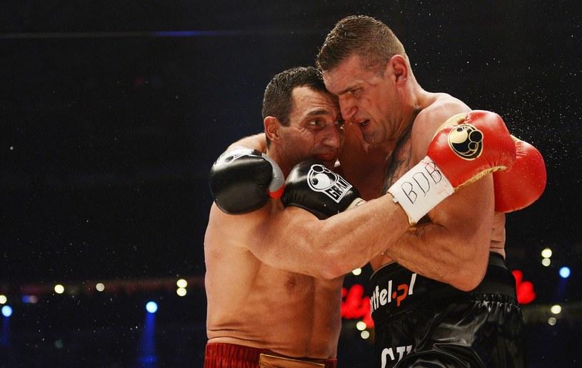 Mariusz Wach wraca na ring po przegranej walce z Władimirem Kliczką /AFP