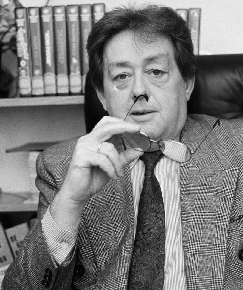 Mariusz Walter, fot. 1989 r. /Jacek Barcz /Agencja FORUM