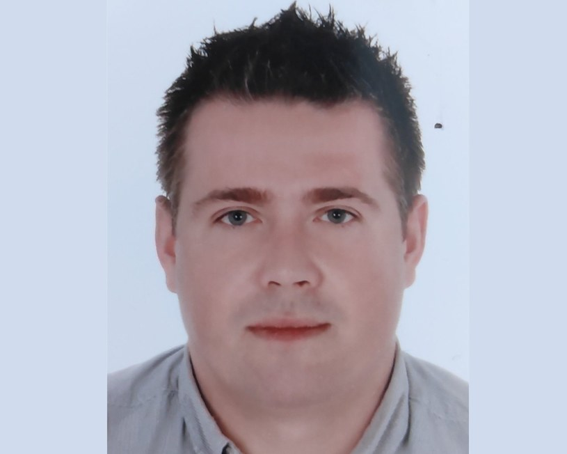Mariusz Wapiński (Źródło: KMP w Toruniu) /Policja