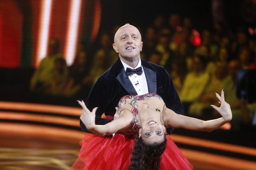 Mariusz Węgłowski i Kasia Vu Manh /Baranowski /AKPA