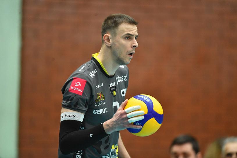 Mariusz Wlazły jest zawodnikiem Trefla Gdańsk od 2020 roku /Mateusz Jagielski/East News /East News