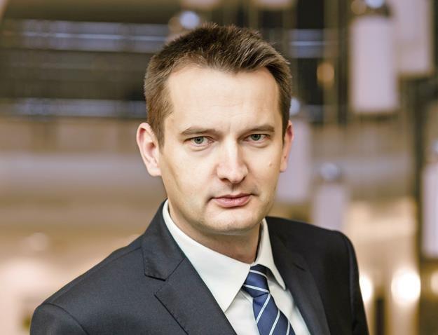Mariusz Zawisza, prezes PGNiG /