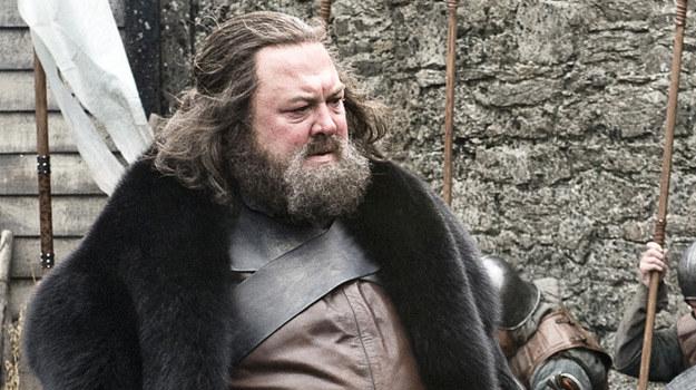 Mark Addy, jako król Robert Baratheon /materiały prasowe