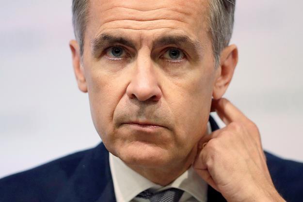Mark Carney, prezes Bank of England /AFP
