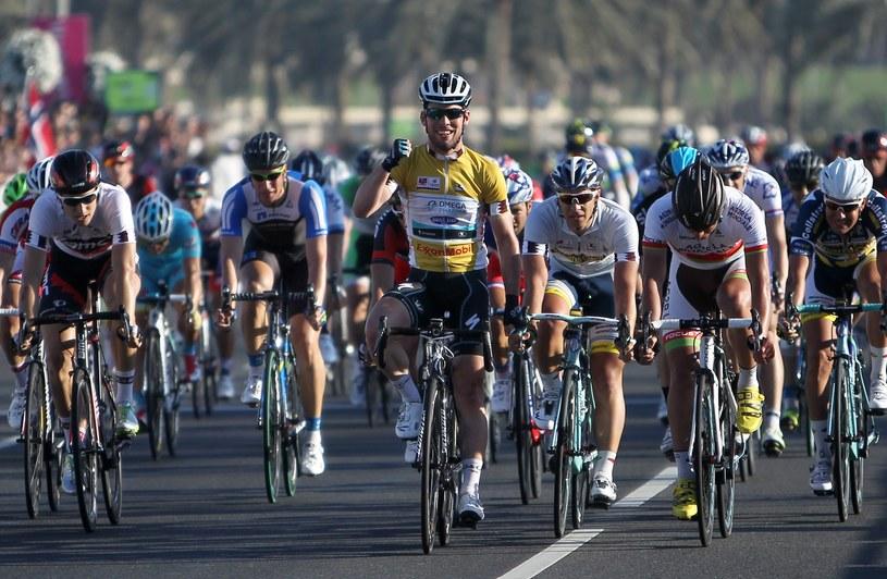Mark Cavendish na mecie ostatniego etapu /AFP
