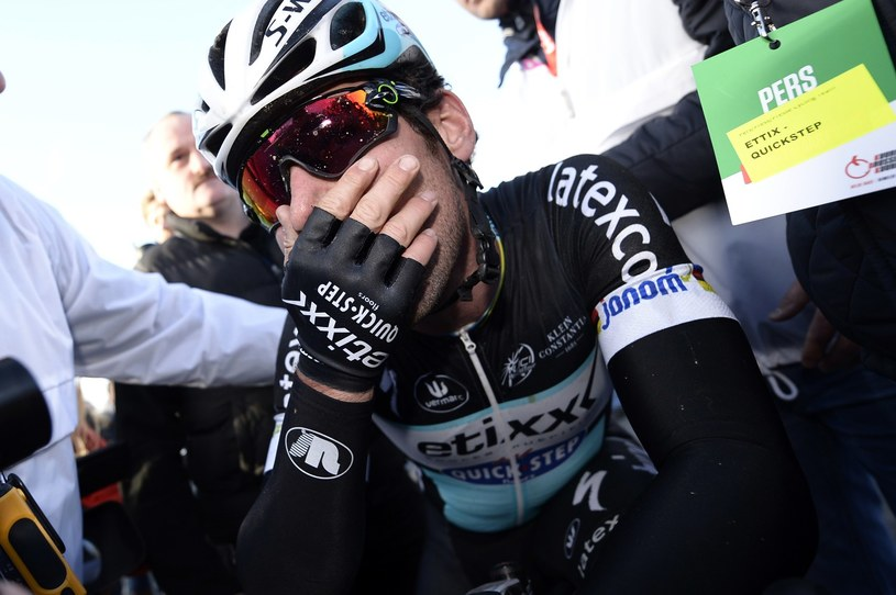 Mark Cavendish /AFP