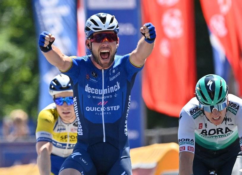 Mark Cavendish /AFP/Belga DAVID STOCKMAN/ /AFP