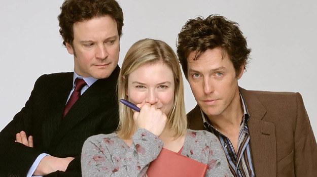 Mark Darcy czy Daniel Cleaver? Który z nich będzie ojcem dziecka Bridget Jones? /materiały prasowe