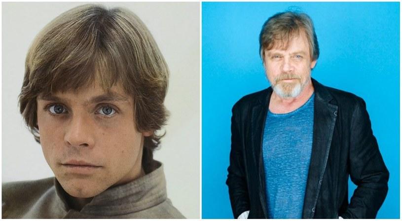 Mark Hamill jako Luke Skywalker /materiały dystrybutora