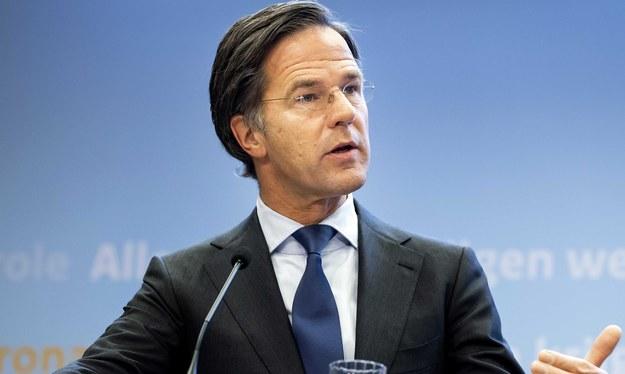 Mark Rutte /Sem van der Wal /PAP/EPA