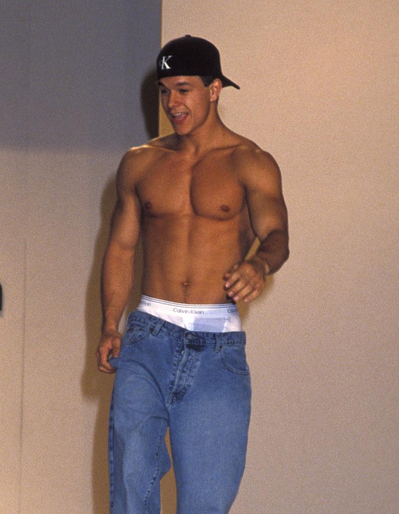 "Mark Wahlberg był na początku lat 90. ""twarzą bokserek"" / Ron Galella/Ron Galella Collection  /Getty Images"