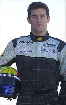 Mark Webber /INTERIA.PL