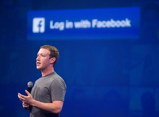 Mark Zuckerberg coraz wyżej na liście najbogatszych ludzi świata /AFP