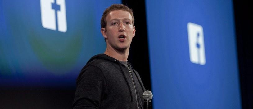 Mark Zuckerberg /PETER DaSILVA /PAP/EPA