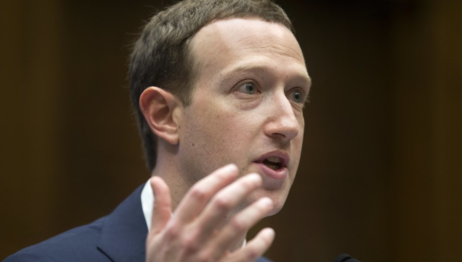 Mark Zuckerberg /MICHAEL REYNOLDS    /PAP/EPA