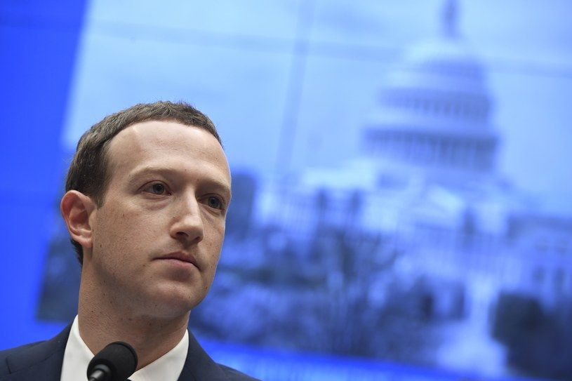 Mark Zuckerberg /AFP