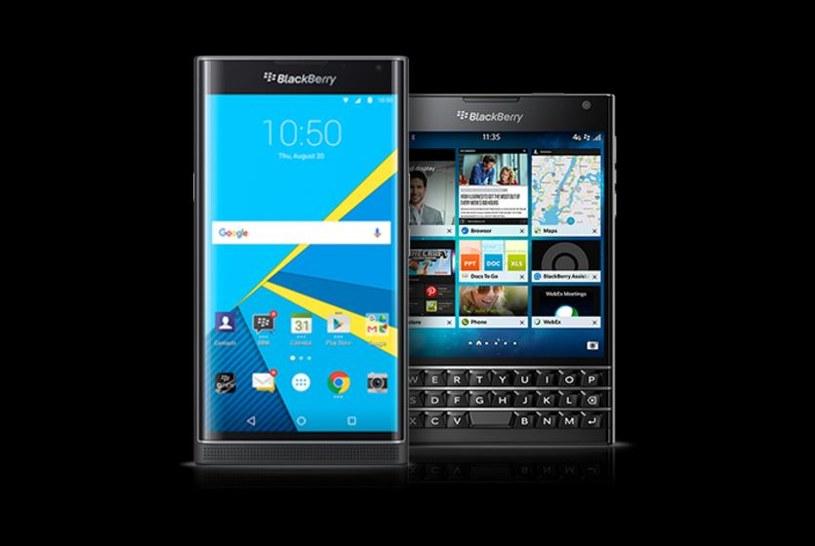 Marka Blackberry nie zniknie z rynku, ale zmieni się producent /materiały prasowe
