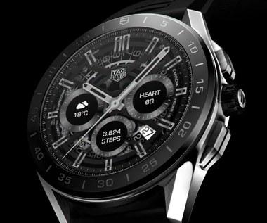 Marka Tag Heuer zaprezentowała smartwatcha za 7 tysięcy złotych