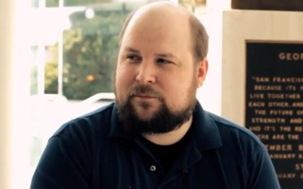 Markus Persson - fragment wywiadu znaleziony w serwisie YouTube /materiały prasowe