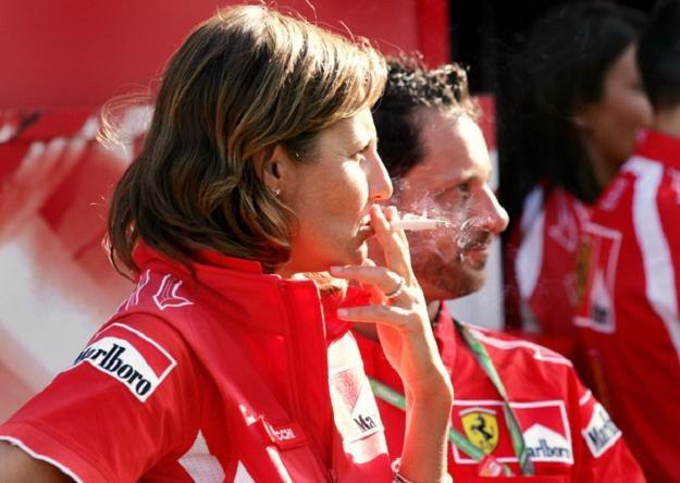 Marlboro to marka, która od lat związana jest z teamem Ferrari /AFP