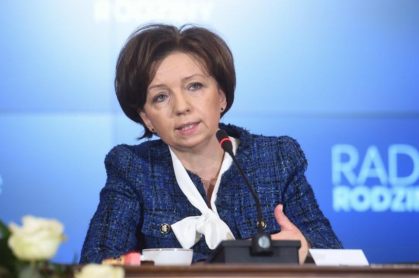 Marlena Maląg, minister pracy /Zbyszek Kaczmarek /Agencja FORUM
