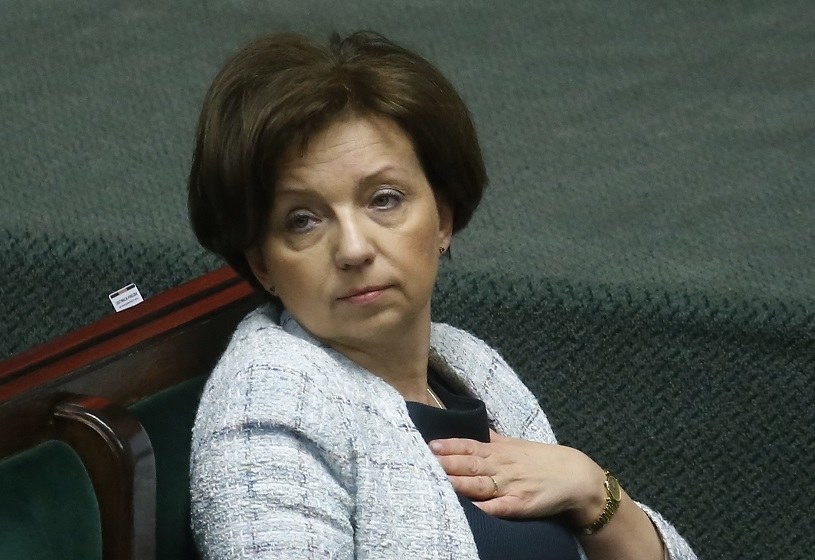 Marlena  Maląg, minister rodziny / ADAM JANKOWSKI / POLSKA PRESS /Getty Images