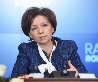Marlena Maląg: Zdecydowana większość osób otrzyma 14. emeryturę w pełnej wysokości