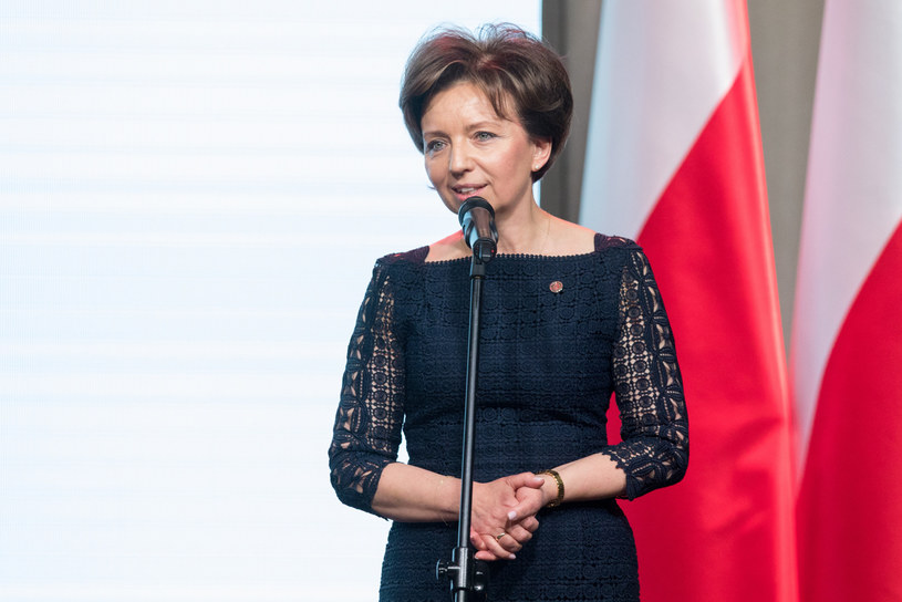Marlena Maląg /Tomasz Jastrzebowski/REPORTER /Reporter