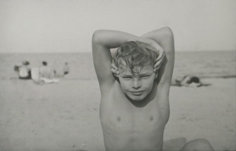 Marlon Brando w dzieciństwie /Capital Pictures /East News