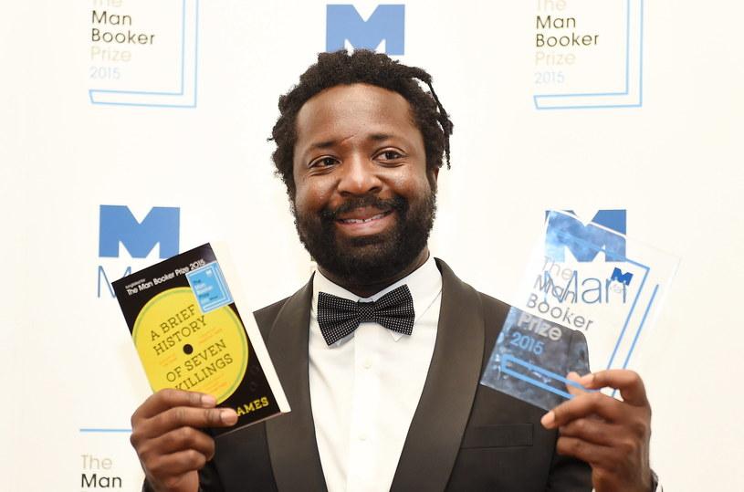 Marlon James laureatem literackiej nagrody Man Bookera /PAP/EPA