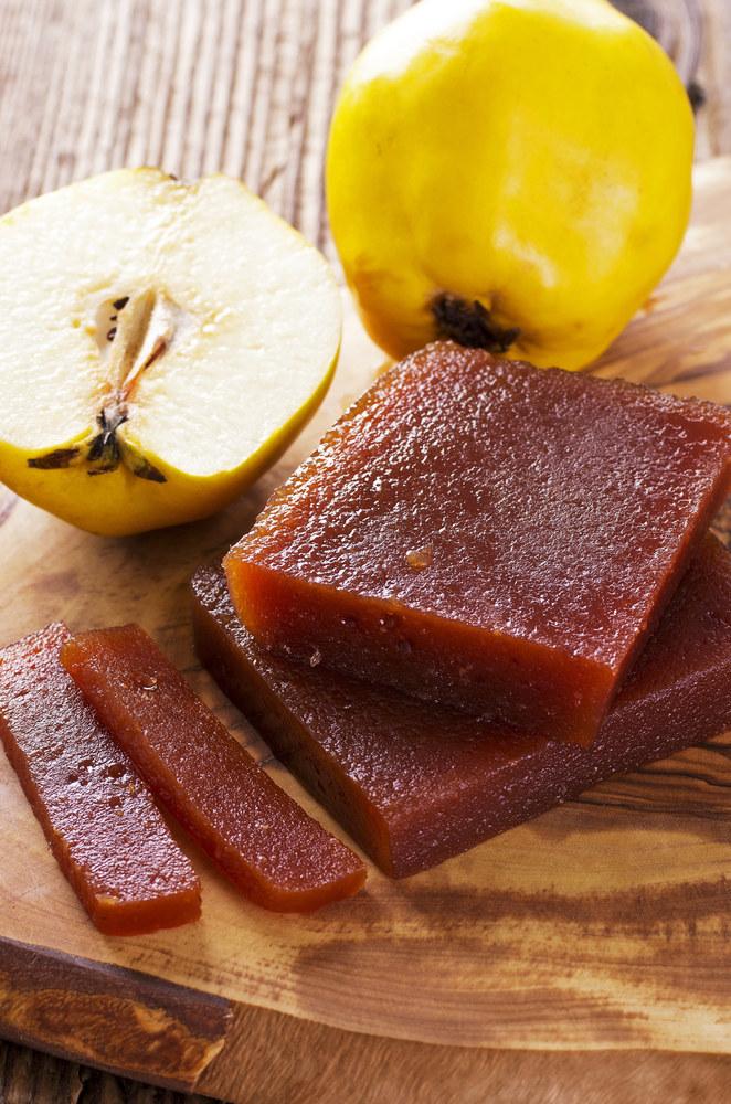 Marmolada z pigwy to klasyka gatunku /shutterstock.com /Smaki Życia