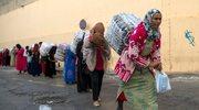 Maroko: Dwie kobiety zadeptane na granicy z Hiszpanią