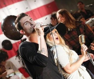 Maroon 5 z Christiną Aguilerą