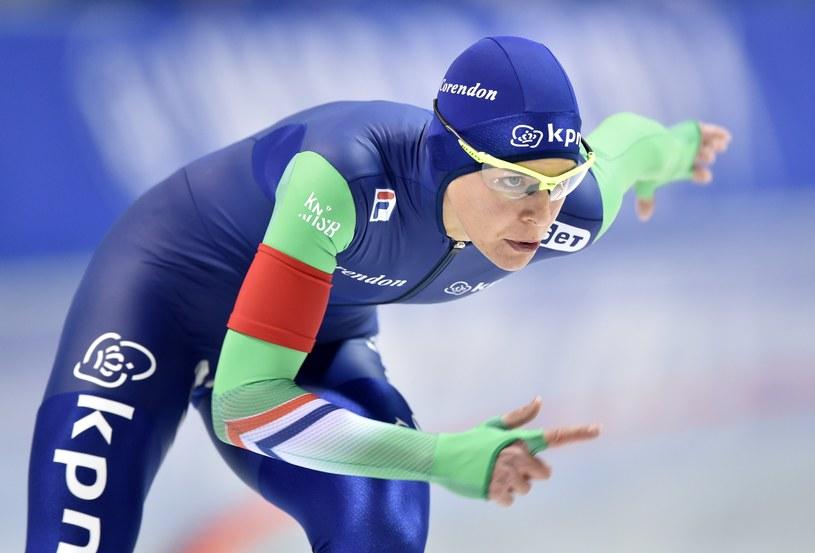 Marrit Leenstra wygrała wyścig na 1000 m /AFP